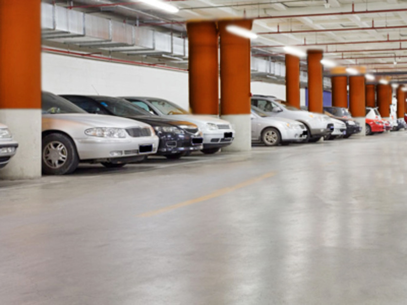 Марисил Полиуретановые полы для гаража, подземного паркинга, крытой парковки : Система напольных покрытий: 1 кв.метр. материалов.