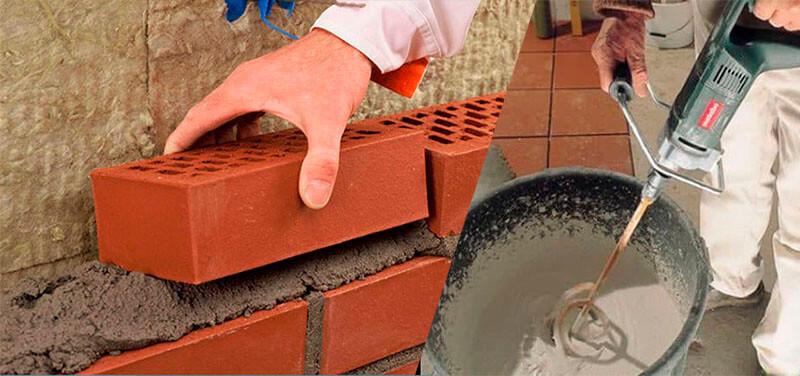 Раствор цементный для кирпичной кладки цена бетон б 70