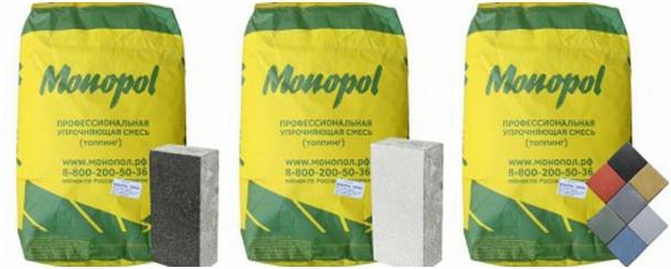 упрочнитель бетона монопол