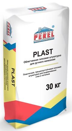 Perel Полимерноая финишная шпаклевка (шпатлевка) FINISH, супер-белая, 20 кг