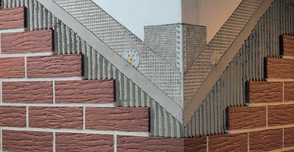 Quick-Mix Система утепления фасадов с керамической облицовкой клинкерной плиткой LOBATHERM-Riemchen, кв.м.